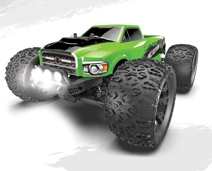 Redcat- RC-MT10E Monster Truck
