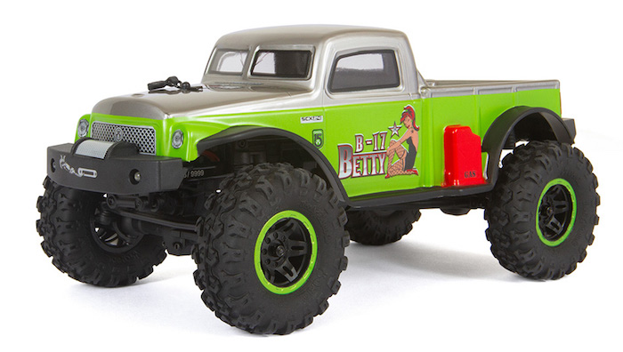Axial: SCX24 B17 Betty Limited Edition RTR