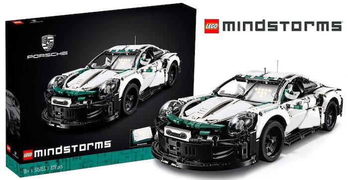 LEGO: Mindstorms Porsche 515153 Prototype