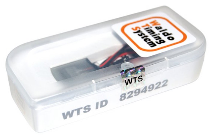 Monaco RC WTS Transponder Diamond Edition