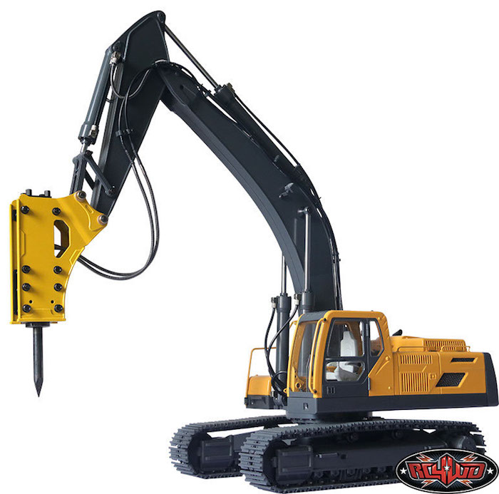RC4WD: Breaker/Hammer Accessory for 1/14 Scale Earth Digger