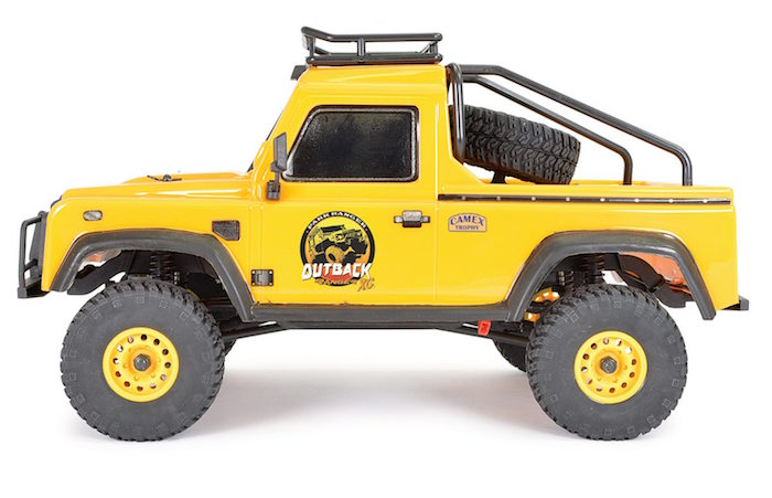 FTX: Outback Ranger XC 1:16th Trail Vehicle