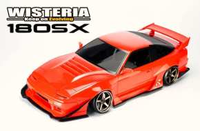 RêveD: Nissan 180SX Wisteria body