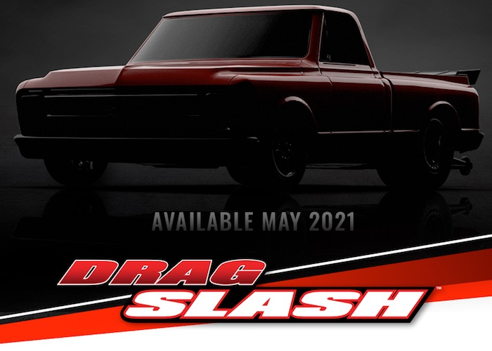 Traxxas: Drag Slash coming soon