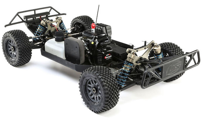 Losi Updates BND 5IVE-T 2.0 1 5 4WD Short Course Truck chassis