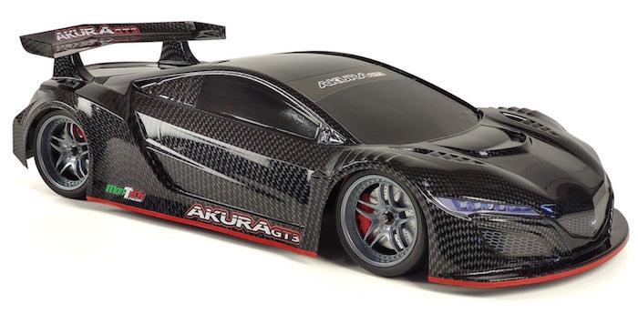 Mon-Tech Racing Akura GT3 1 10