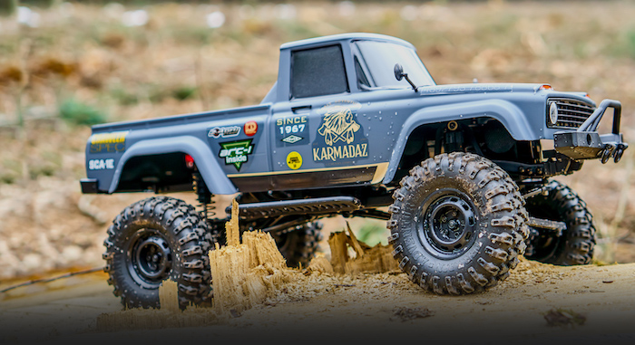 Carisma: Coyote 2.1 Crawler - New Video