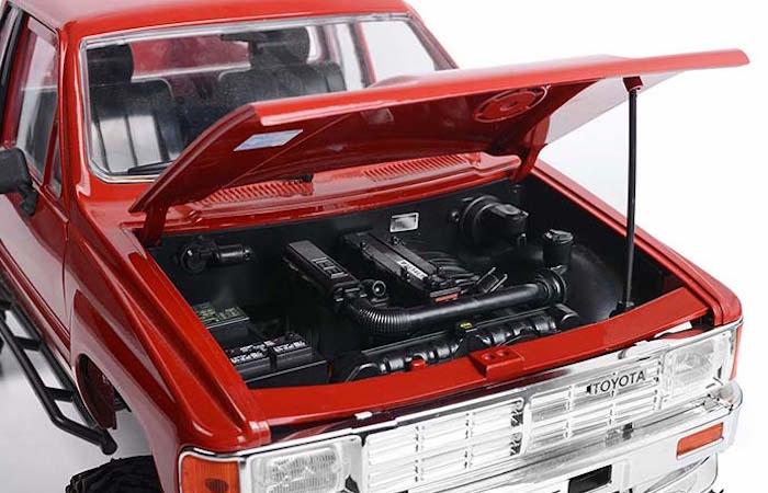 RC4WD- Riproduzione motore Yota 22RE per Trail Finder 2