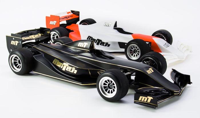 Montech Racing- F22 F1 Body 2