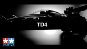 TAMIYA: TD4 - New RC 1/10 scale chassis