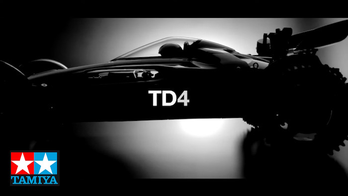 TAMIYA- TD4 - New RC 1:10 scale chassis