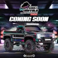 Gmade: GS02F Buffalo Pickup TS Kit