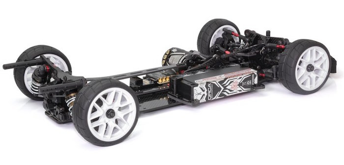 1/10 scale electric FWD touring car
