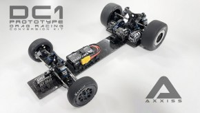 R1 Wurks: AXXISS DC1 - Prototype Drag Racing Conversion Kit