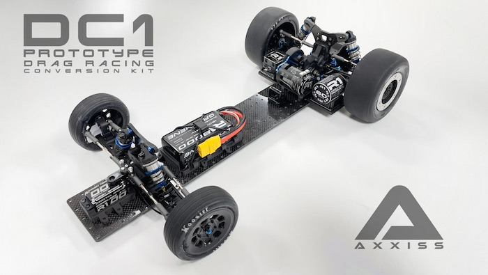 R1 Wurks- AXXISS DC1 - Prototype Drag Racing Conversion Kit