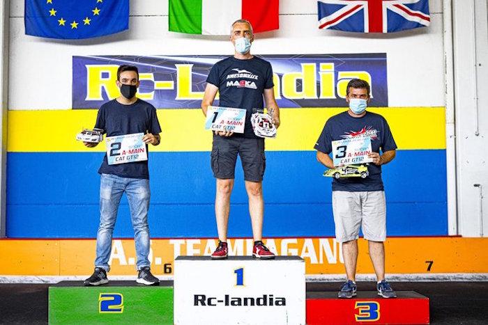 2021 Italian 1 12th Scale Championship Round 3 Report 1