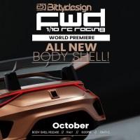 Bittydesign: FWD Touring Car Body Teaser