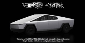 Carisma: Spare Parts for the 1/10 Hot Wheels RC Tesla Cybertruck