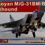 Mikoyan MiG-31BM/BSM – AMK 1/48 – Review