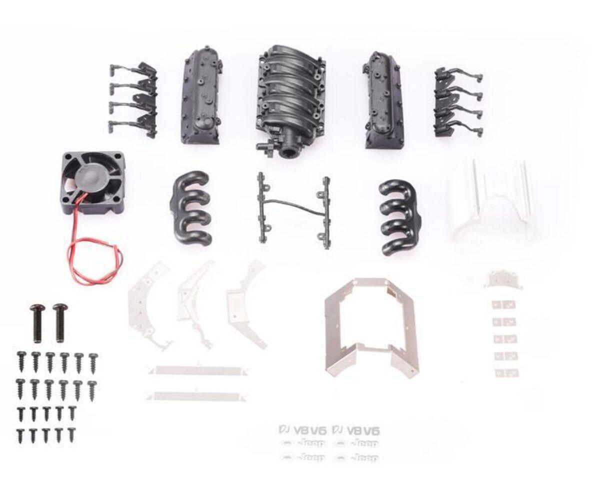 Rc Fahrzeug Zubehor Und Ersatzteile Ersatzteile