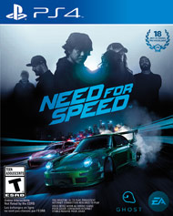 NEED FOR SPEED – PS4