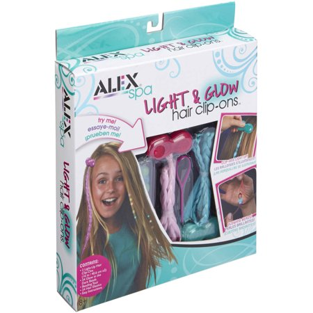 ALEX 622100-3 COLOR AND GLOW HAIR