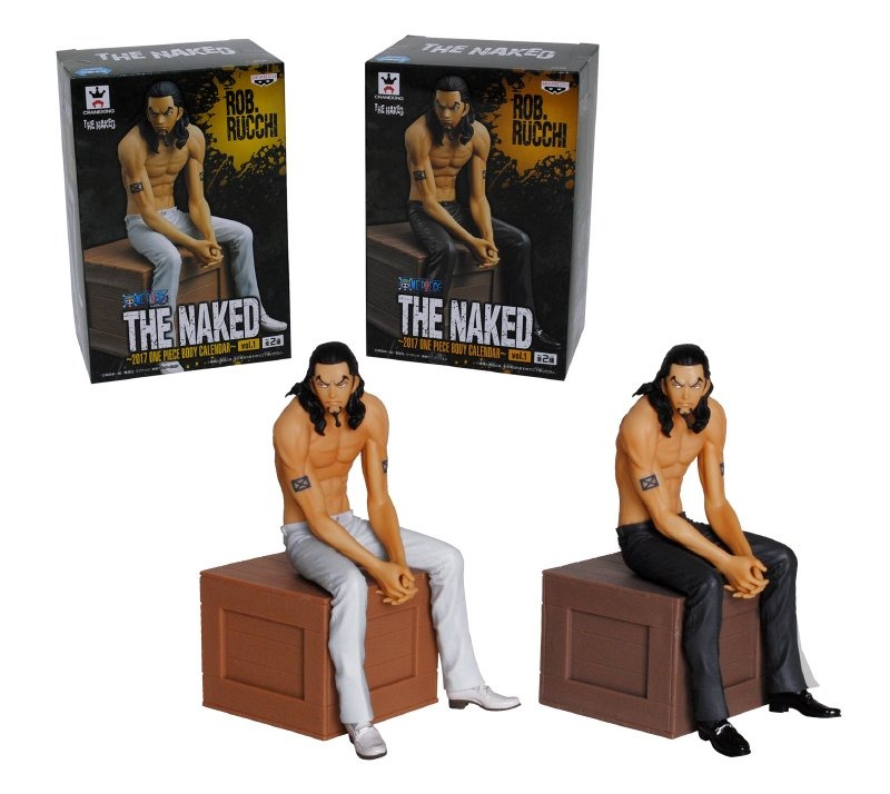 Figura 12 Cm. One Piece The Naked, Body Calendar 1
