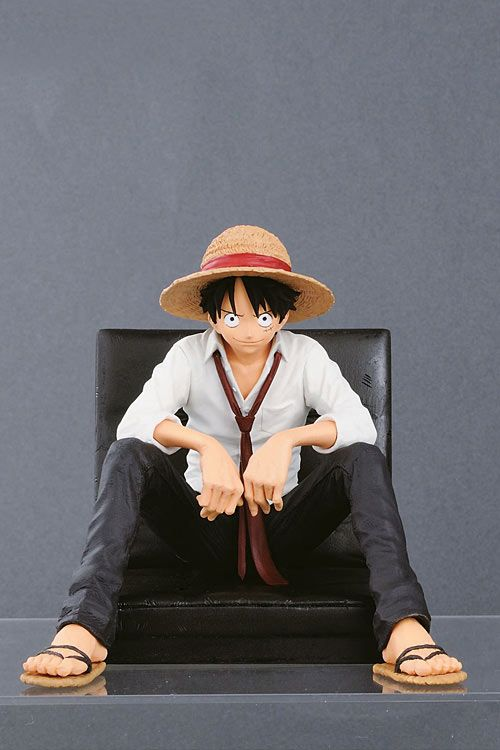 Figura 12 Cm. One Piece Monkey D. Luffy