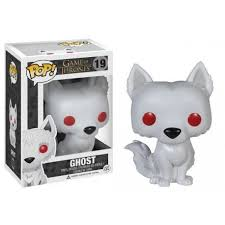 FUNKO 3876 POP! TELEVISION: / GAME OF THRONES – GHOST