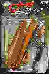 Banpresto bullet-shaped metal case and figures Jigen