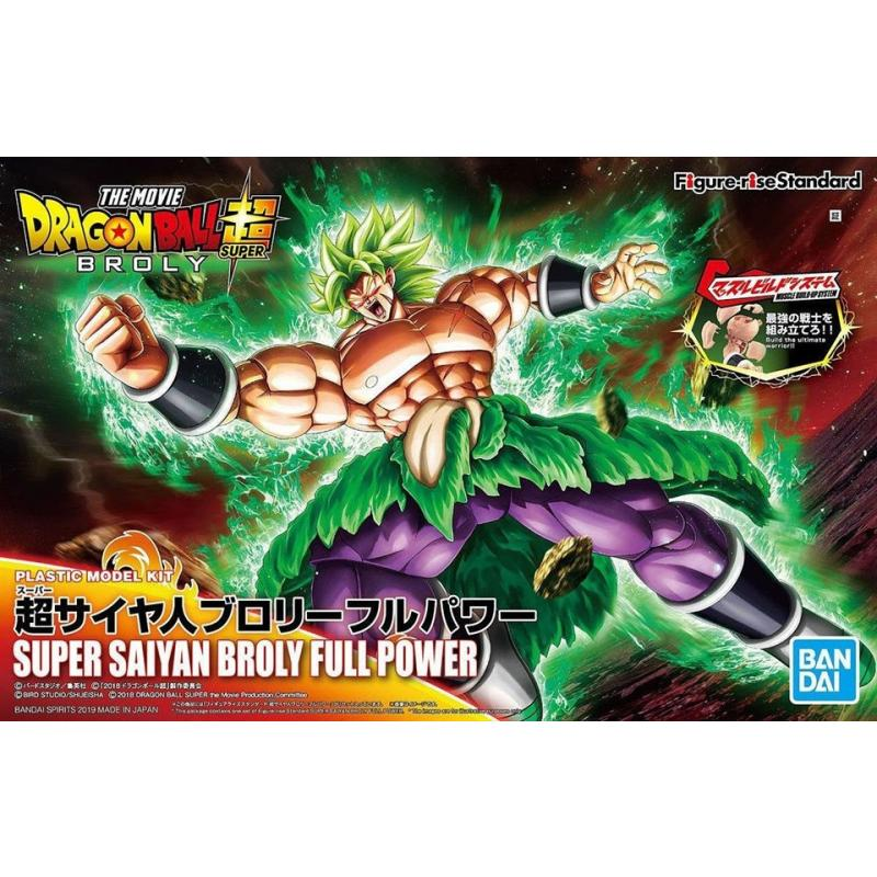 Figure Rise Standard Super Saiyan Broley Full Power