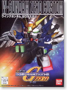 BB203 W Gundam Zero Custom