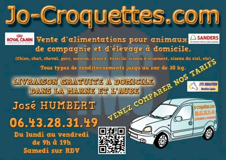 Flyer A5 Jo-Croquettes.com 12-2013