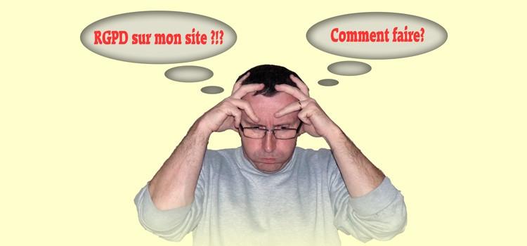 RGPD ou GDPR Nouveaux impératifs pour nos sites sous WordPress