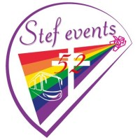 Création Logo Stef Events 52