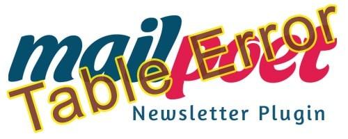 Souci avec MailPoet Newsletter ?