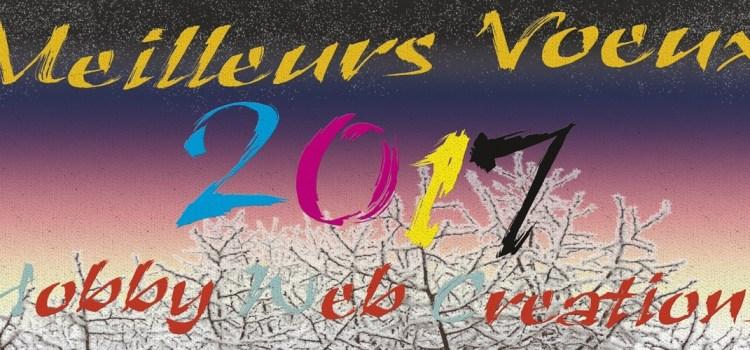 Bonne année – Voeux 2017