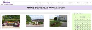 www.osseylestroismaisons.fr