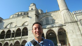 Larry and the Blue Mosque