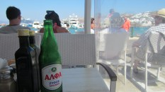 mmmm...Greek beer
