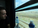 The view of Termini as we pull away