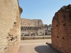 The Colosseum is huge