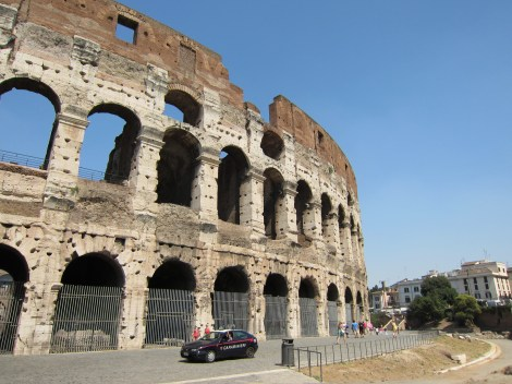 Ah, Colosseum