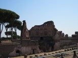Remnants of the palace - much MUCH bigger when it was all there