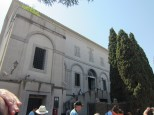 "The Museum and also one of Mussolini's ""palaces"""