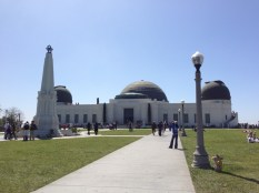 The stunning Griffith Observatory