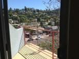 The office balcony