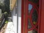Our formal front door