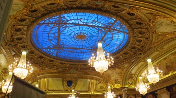 Gorgeous ceilings