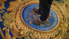 Even gorgeous carpets